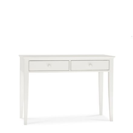 Ashby White Painted Dressing Table